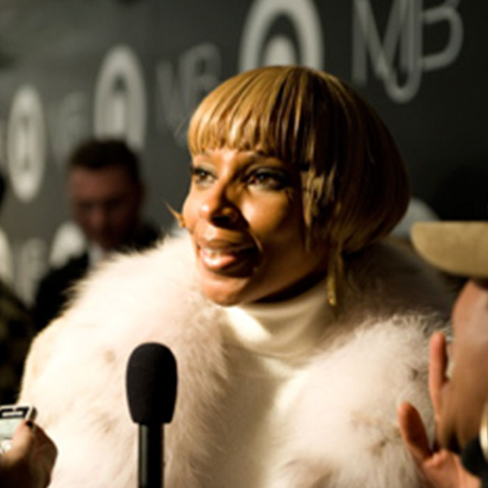 Mary J. Blige – Soho Grand Lofts – New York, NY