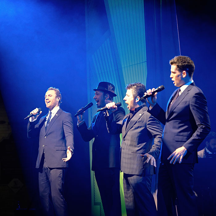 The Tenors – Tree House Gala –  Minneapolis, MN